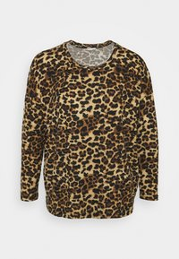 ONLY - ONLELCOS ANIMAL - Jumper - camel - 4