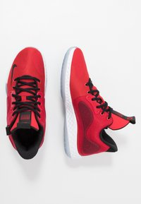 Nike Performance - KD TREY  VII - Obuwie do koszykówki - university red/black/white - 1