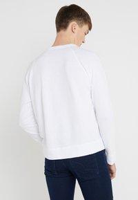 James Perse - VINTAGE RAGLAN - Sweatshirt - white - 2