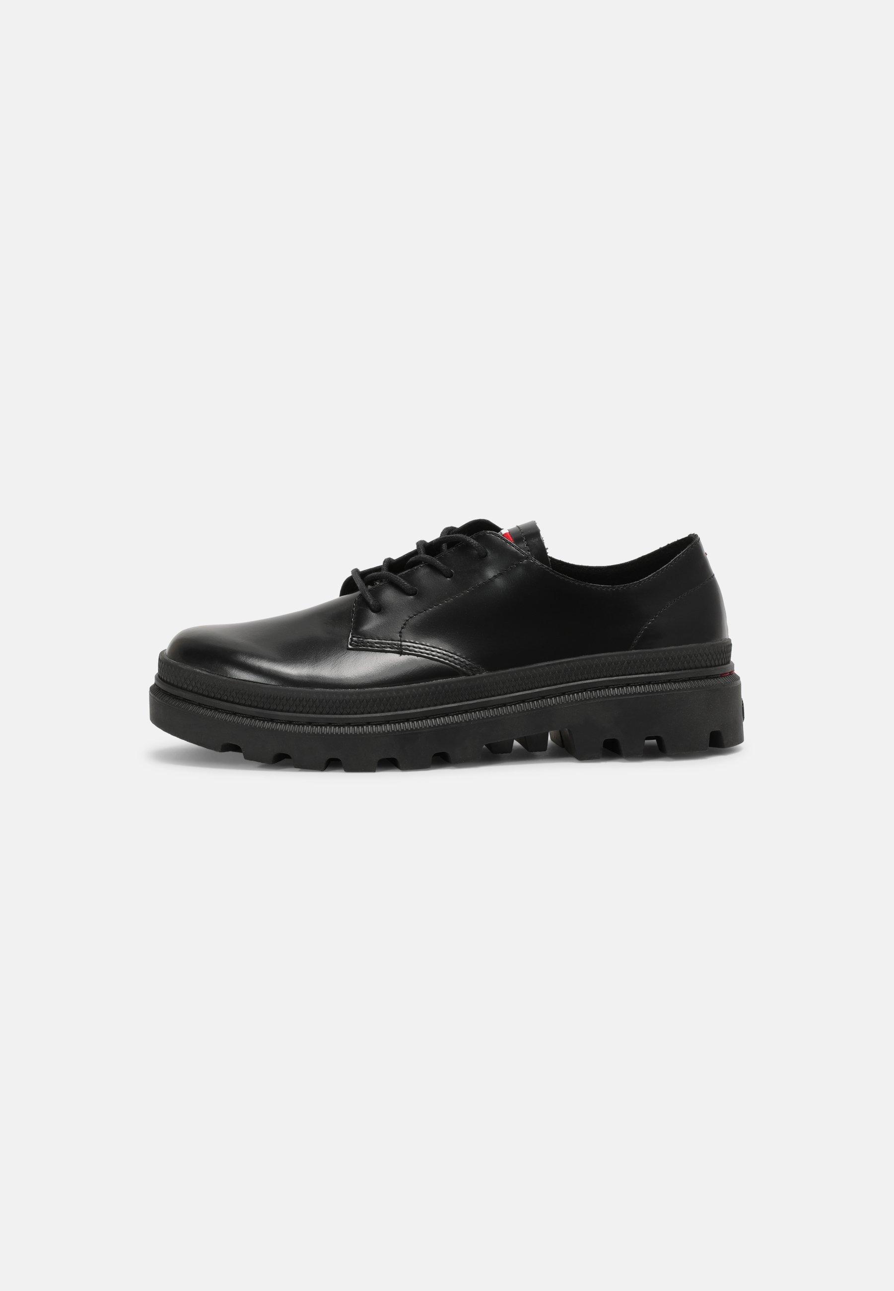 Homme PALLATROOPER OX UNISEX - Chaussures à lacets