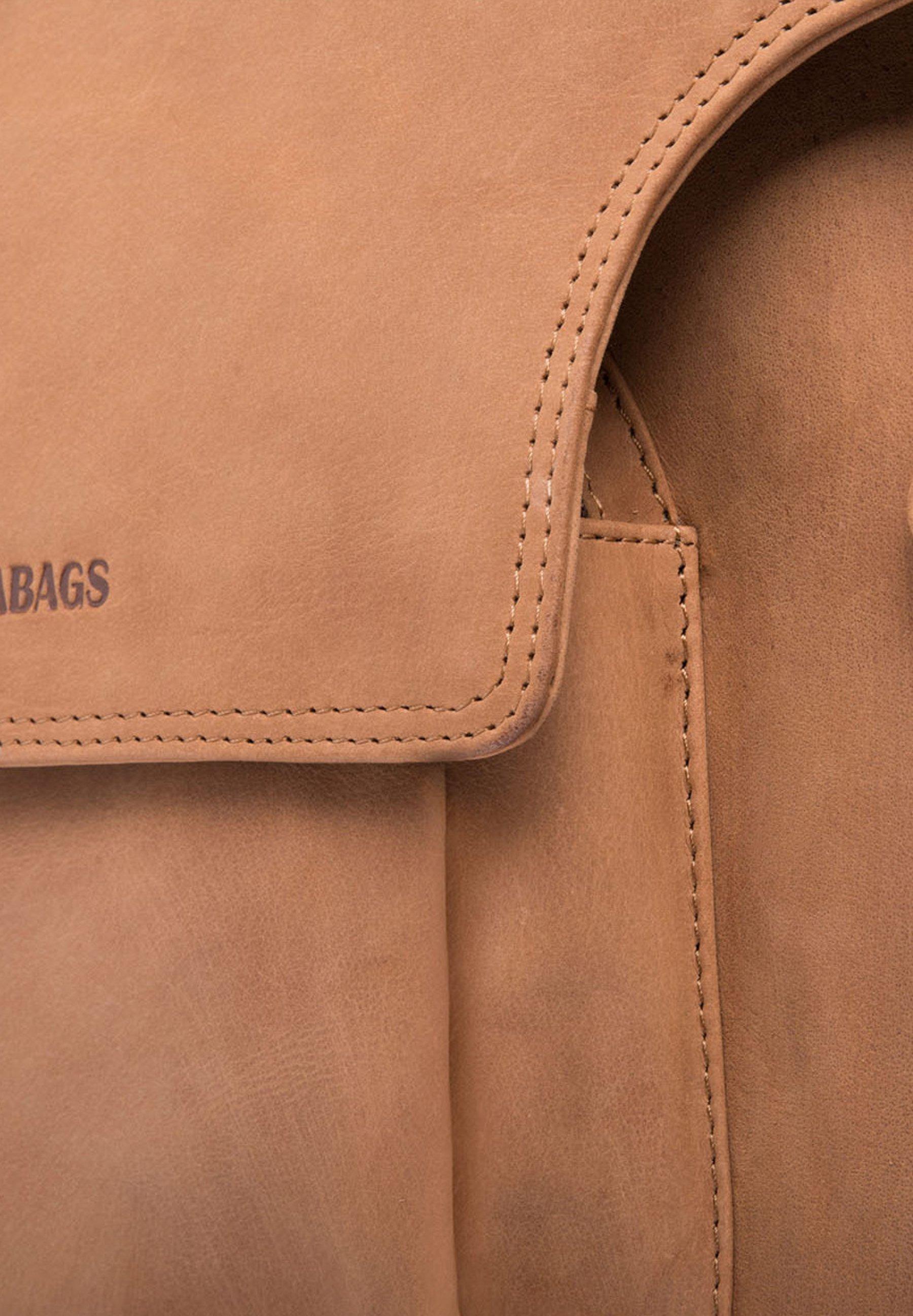 Leabags Sac bandoulière - brown
