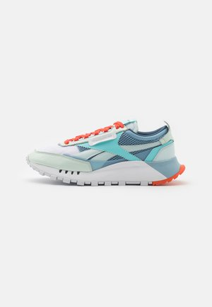 CL LEGACY UNISEX - Matalavartiset tennarit - chalk blue/digital glow/aqua dust
