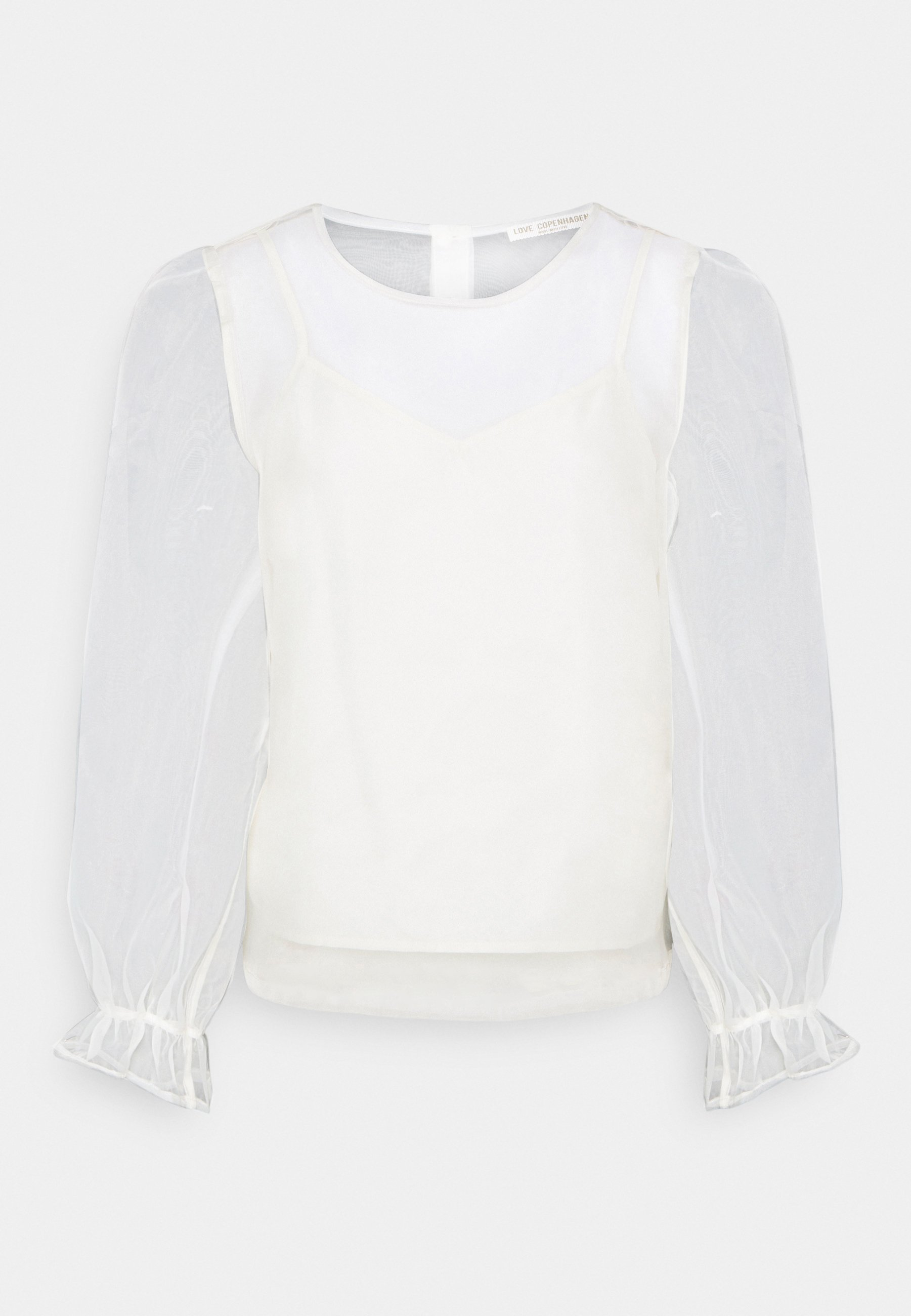 Women 2-IN-1  - Long sleeved top