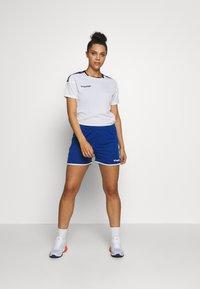 Hummel - HMLAUTHENTIC  - Sports shorts - true blue - 1