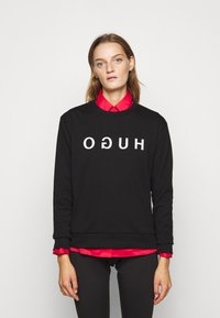HUGO - Sweatshirt - black - 0