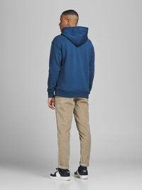 Jack & Jones - JORCOPENHAGEN - Hoodie - ensign blue - 2