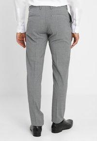 Tommy Hilfiger Tailored - SLIM FIT SUIT - Puku - grey - 5
