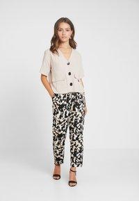 Dorothy Perkins Petite - NON PRINT CAMO - Trousers - multi coloured - 2