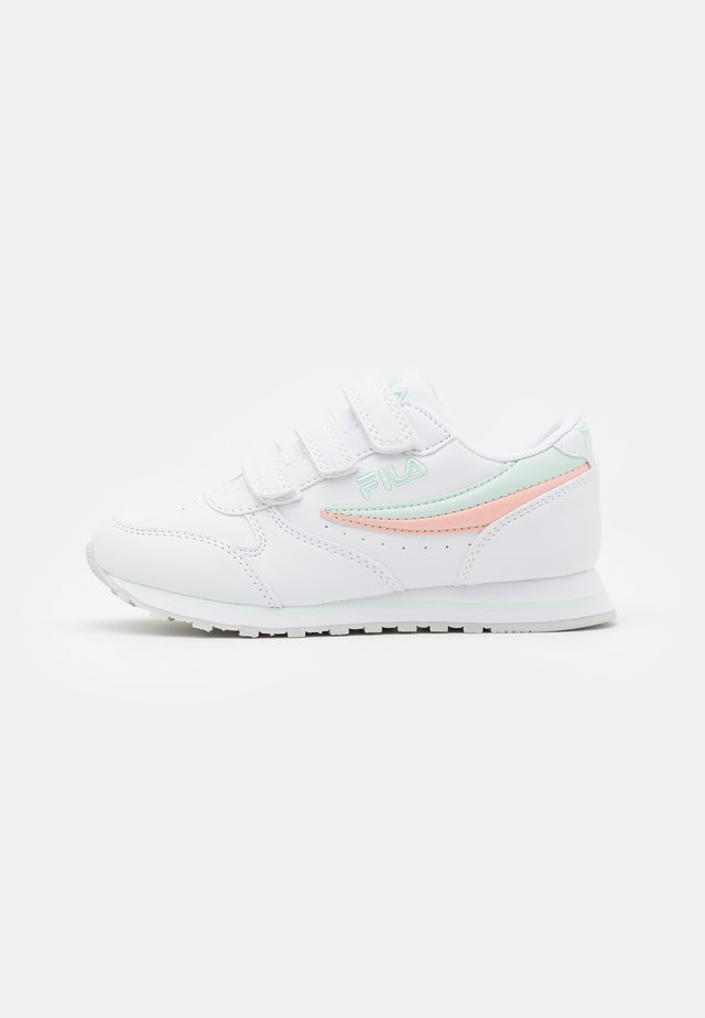 ORBIT - Trainers - white/bay
