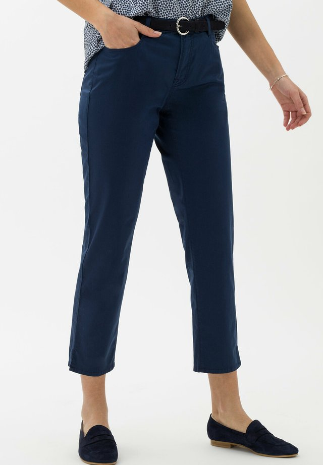 STYLE CARO S - Pantaloni - indigo