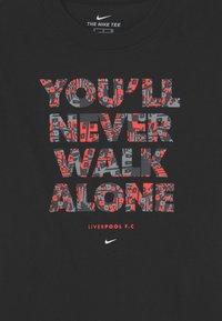 Nike Performance - LIVERPOOL FC VOICE - Club wear - black - 2