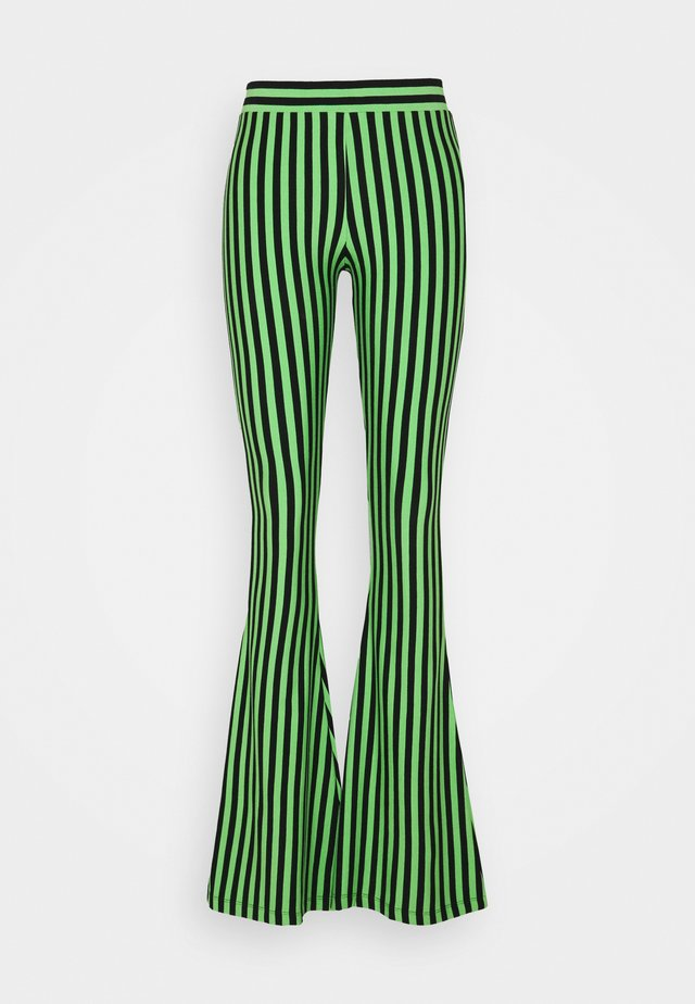 RAJ FLARED LEGGINGS - Leggings - Trousers - mint