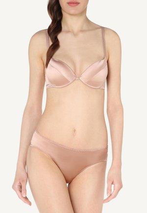 PUSH-UP-BH BELLISSIMA AUS SEIDE - Push-up bra - light pink