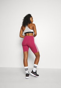 adidas Performance - Tights - pink/white - 2