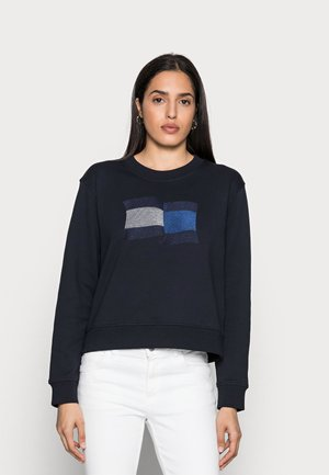 ICON REGULAR SWEATSHIRT - Sweatshirt - blue