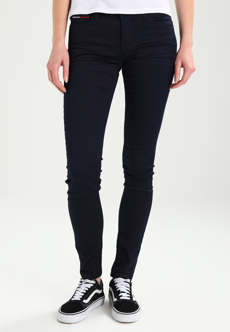 Tommy Jeans - MID RISE SKINNY NORA - Jeans Skinny Fit - boogie blue