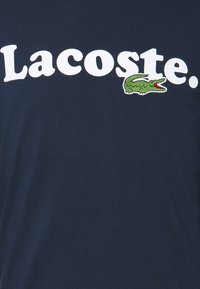 Lacoste - Long sleeved top - navy blue - 2