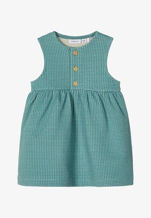 Day dress - trellis