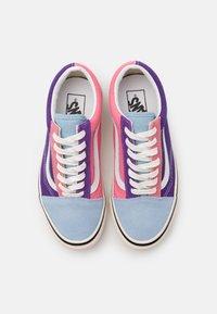 Vans - ANAHEIM OLD SKOOL 36 DX UNISEX - Scarpe skate - light blue/purple/pink - 5
