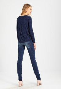 edc by Esprit - OCS 5  - Jeans Slim Fit - blue dark wash - 2