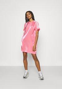 adidas Originals - DRESS - Vestido informal - rose tone - 1