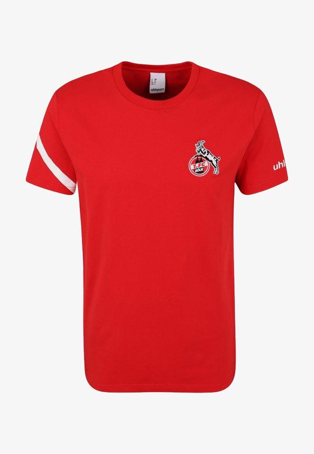 1. FC KÖLN ESSENTIAL PRO - Fanartikel - red
