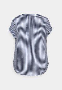GAP - Print T-shirt - blue stripe - 1
