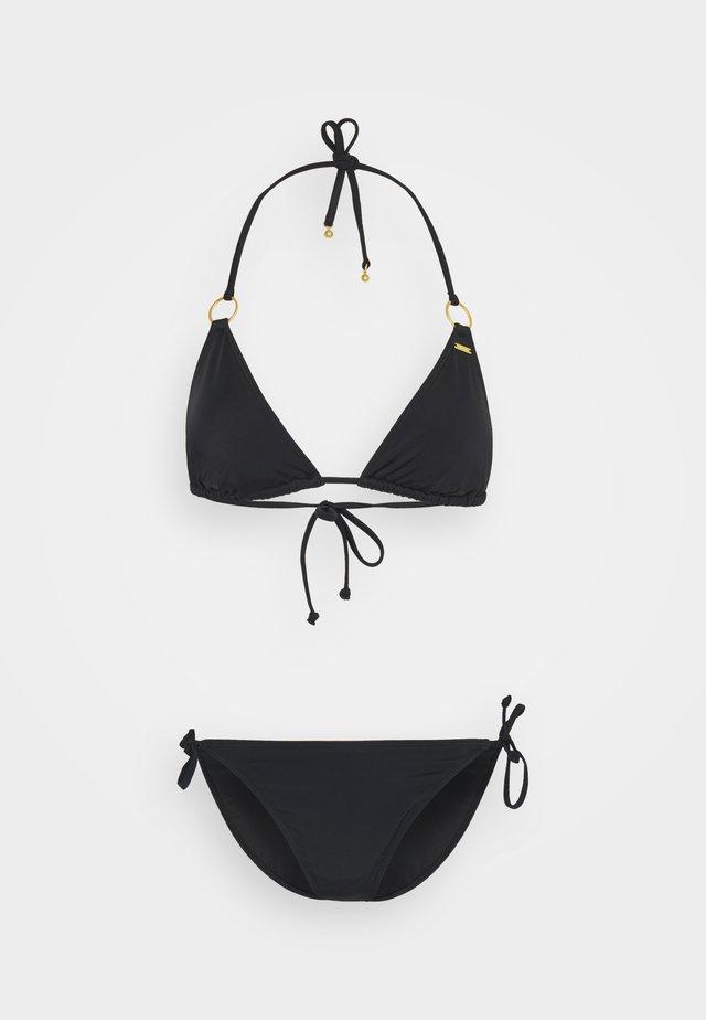 CAPRI BONDEY FIXED SET - Bikini - black out