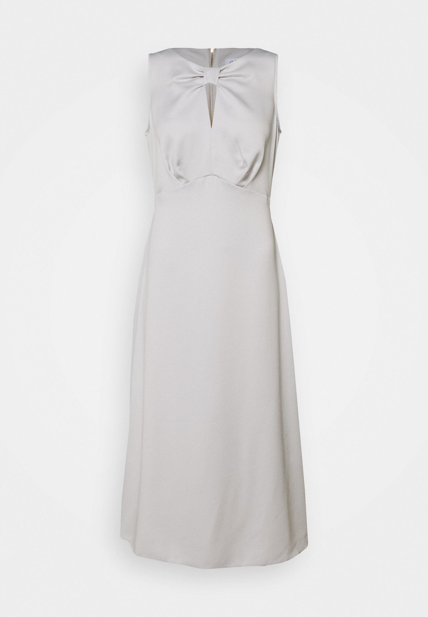 Femme BOW DETAIL A LINE DRESS - Robe de soirée