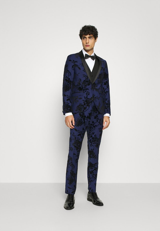MALKOVICH SUIT - Completo - blue