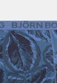 Björn Borg - LEAFY SAMMY 3 PACK - Pants - federal blue - 3