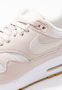 Nike Sportswear - AIR MAX 1 - Sneaker low - desert sand/phantom/light brown - 2