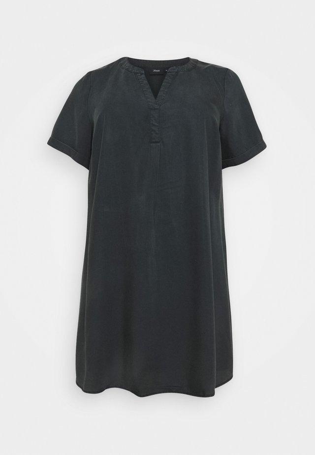 ECATRINE  - Denní šaty - black