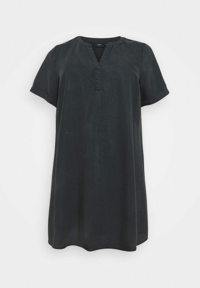Zizzi - ECATRINE  - Day dress - black