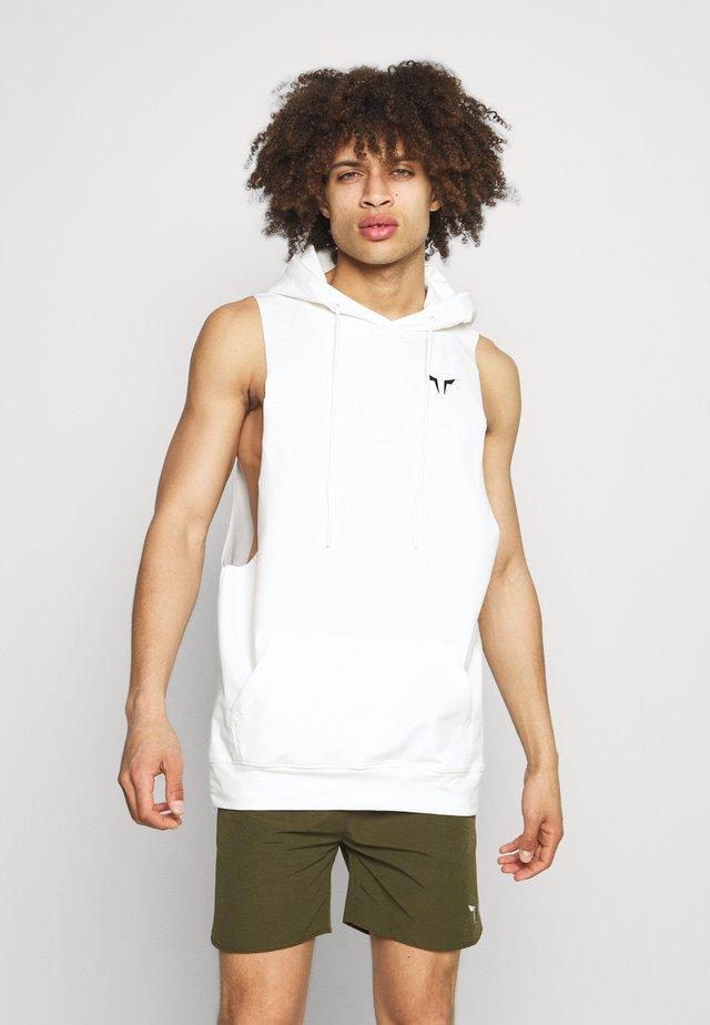 ADONIS HOODIES - Sweatshirt - white