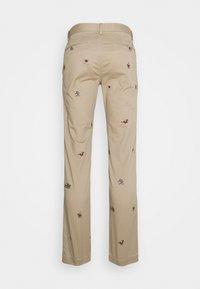 Polo Ralph Lauren - SLIM FIT BEDFORD PANT - Chino - tan - 5