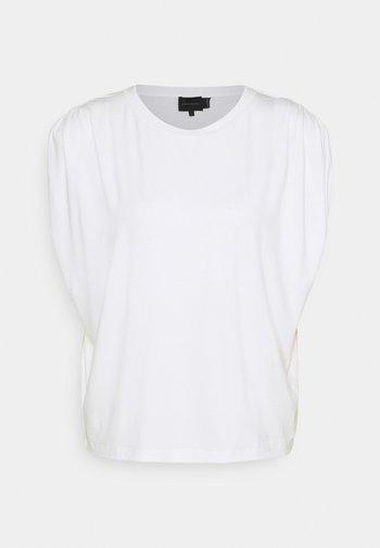 SKY - T-shirts med print - white
