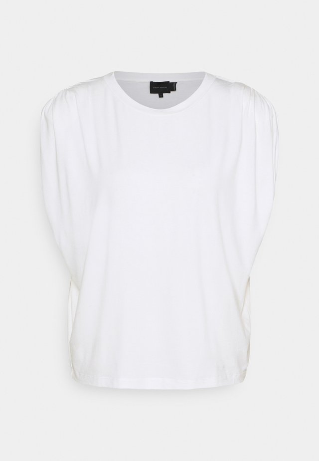 SKY - T-shirt con stampa - white