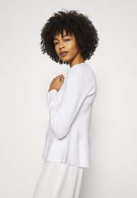 Esprit Collection - PEPLOM CARD - Cardigan - off white - 3