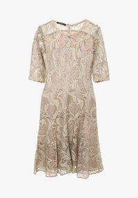 Madam-T - SAPALERI - Cocktail dress / Party dress - beige - 6