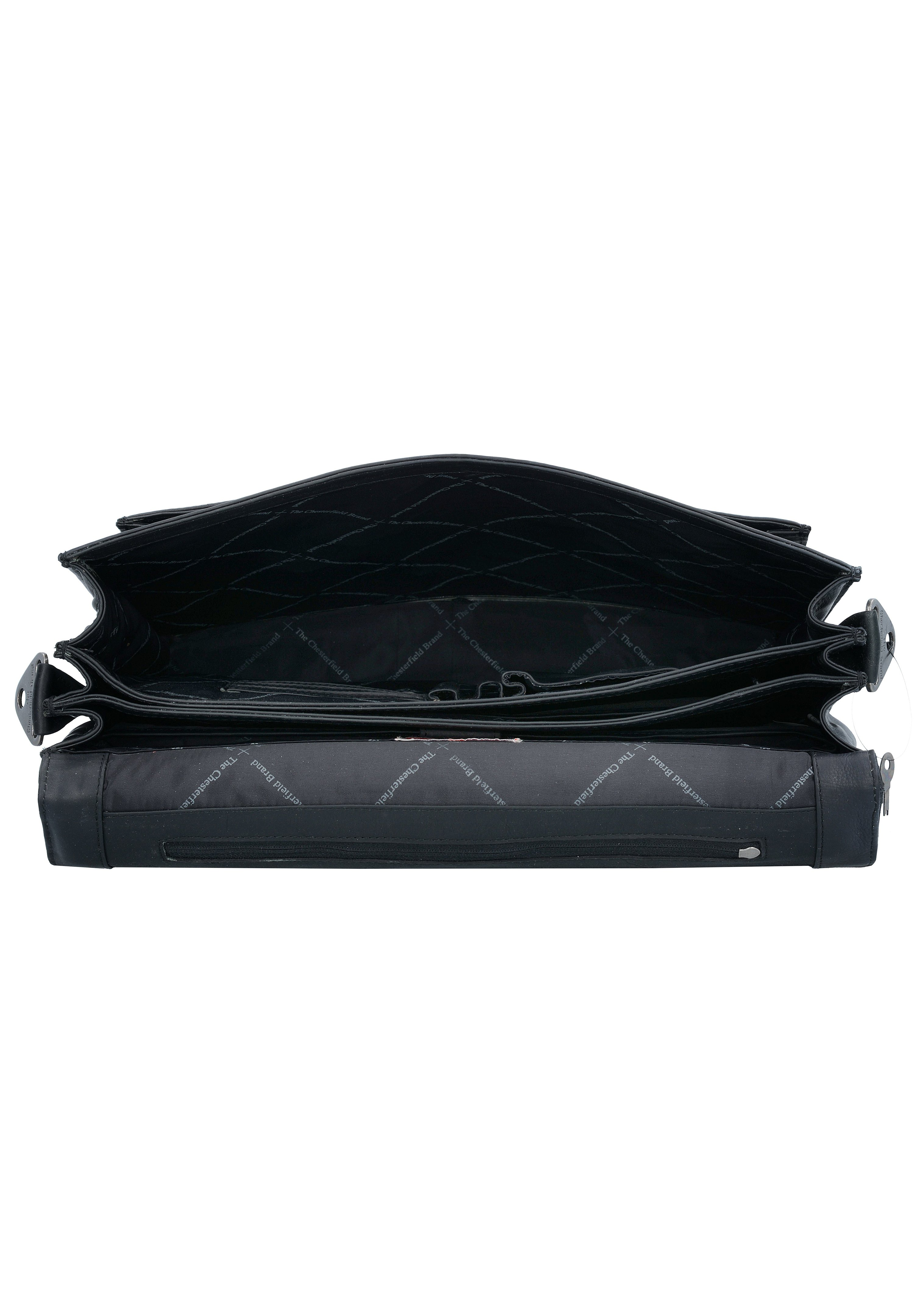 The Chesterfield Brand Aktentasche - black/schwarz - Herrentaschen 2t2hg