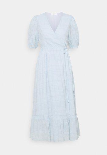 MYRA DRESS - Vestito estivo - blau