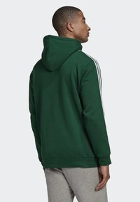 adidas Originals - STRIPES HOODIE - Hoodie - green - 3