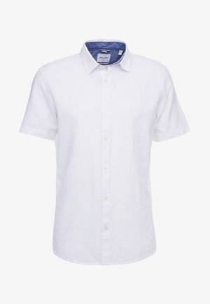 ONSCAIDEN SS LINEN SHIRT NOOS - Košile - white
