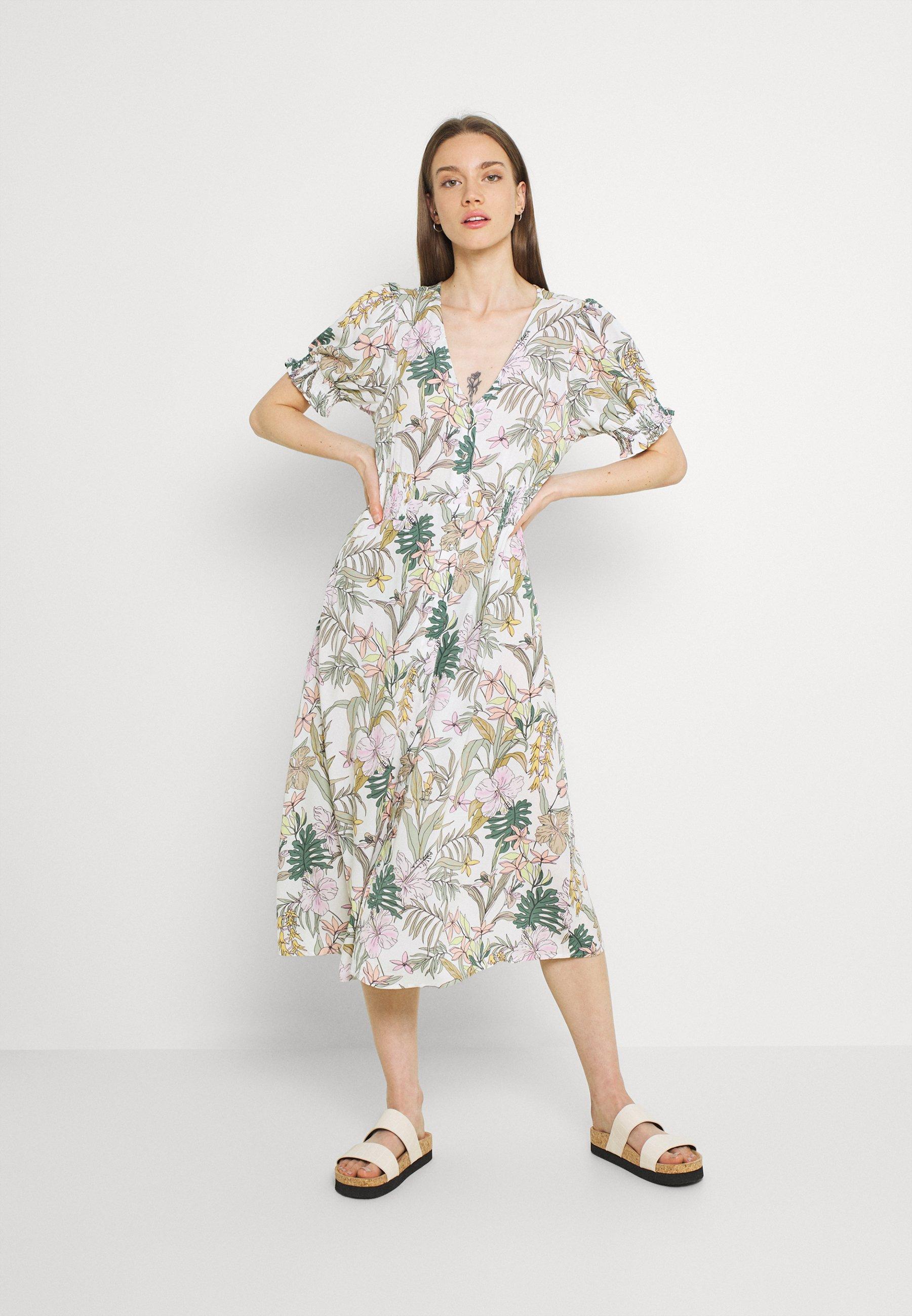 Women ONLMARS MIDI DRESS - Day dress