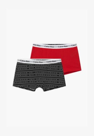 2 PACK - Pants - red