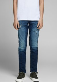 Jack & Jones Junior - Jeans Slim Fit - blue denim - 1