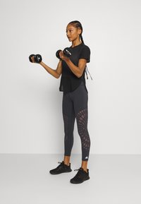 adidas Performance - POWER 7/8 - Leggings - black - 1