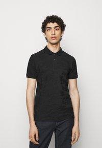 Emporio Armani - Polo shirt - black - 0
