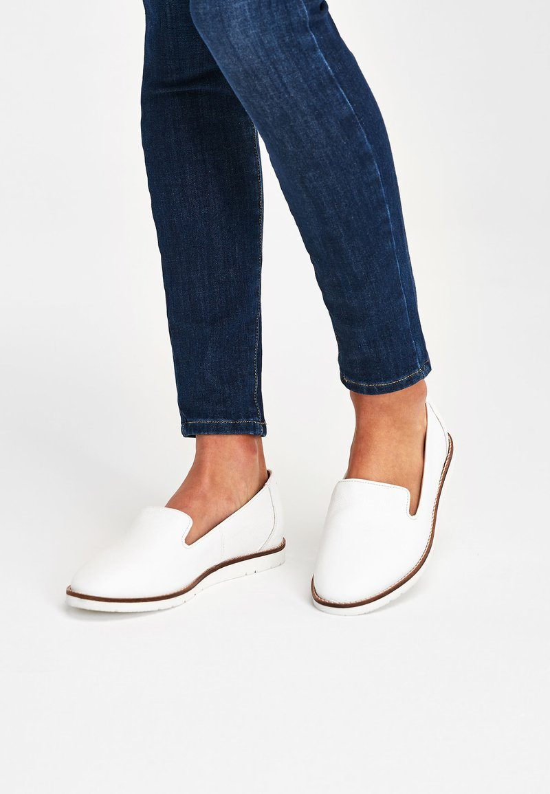 Next - Slip-ins - white